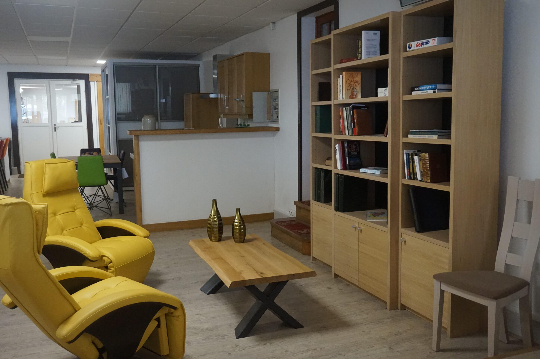 Atelier de fabrication de meubles